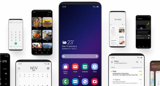 Ini Dia Download Samsung Tema APK untuk One UI Beta 2