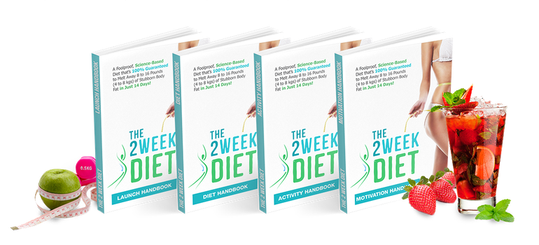 the 2 week diet covers