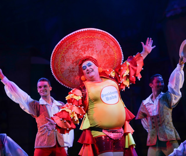 dame trot jack and the beanstalk nottingham