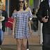 """Olivia Munt chega para a última semana de filmagens do filme """"O Predador"""" em Vancouver - 28/05/2017 x18"""