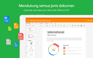 LINK DOWNLOAD APLIKASI Polaris Office 7.2.7 FOR ANDROID CLUBBIT