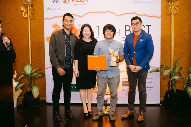 Best Cebu Event Blogger of 2017 - Miong Pelimon