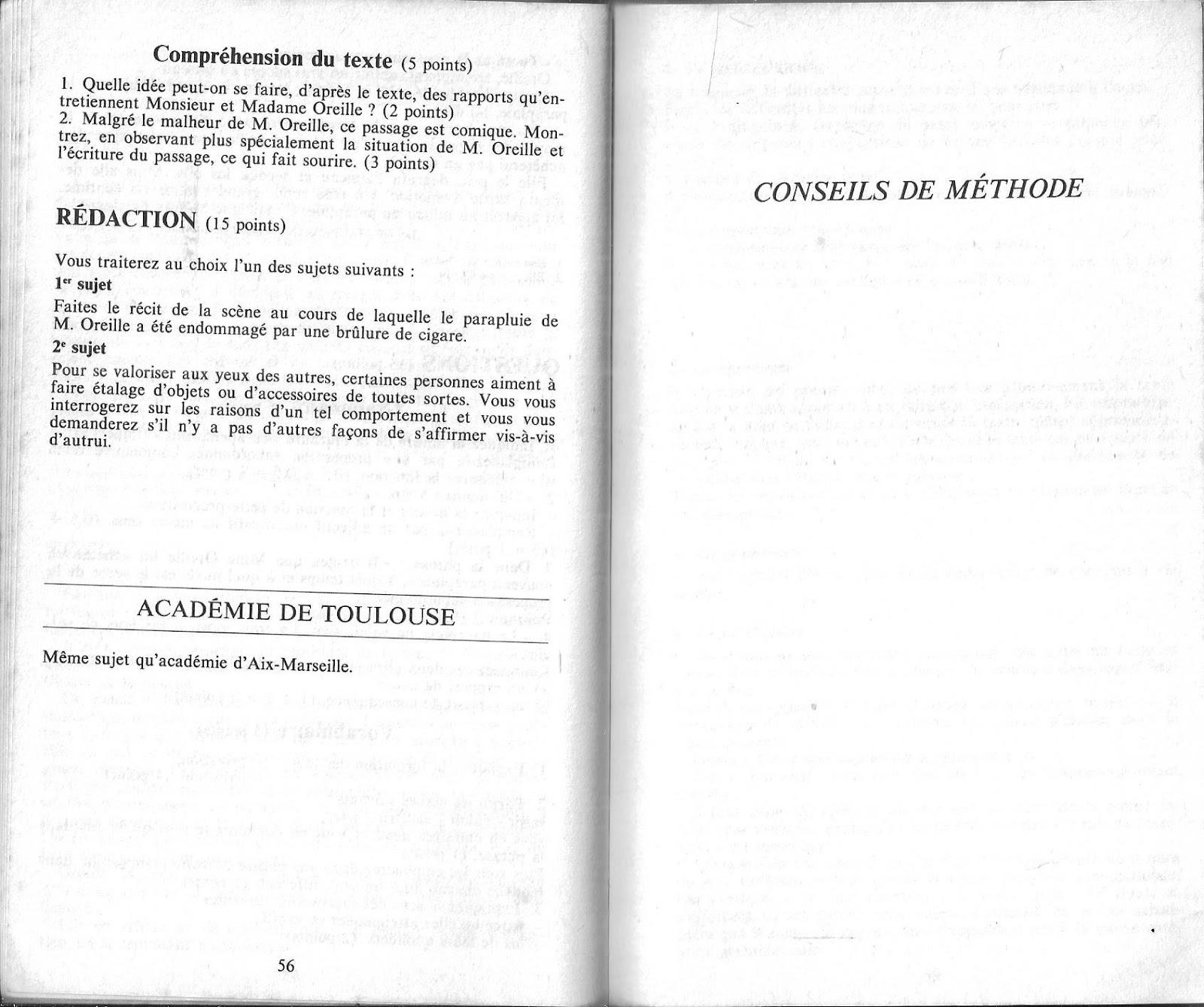 Manuels Anciens Brevet Des Colleges Francais