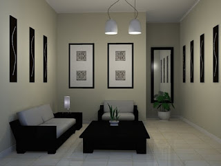 Koleksi Desain Ruang Tamu Minimalis Ukuran 4 Persegi
