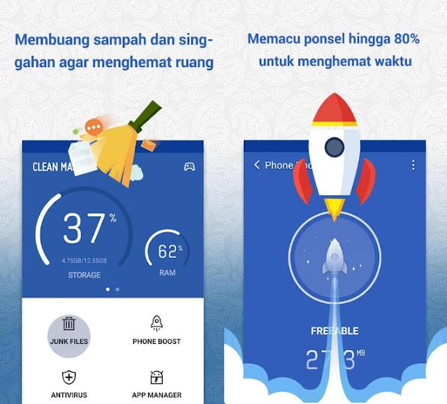 Contoh Aplikasi Cleaner