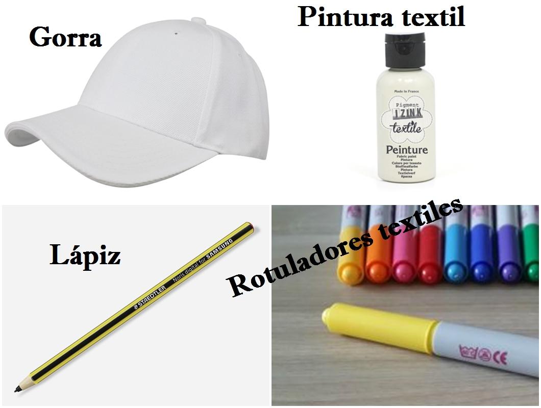 Cómo personalizar tu gorra de manera muy sencilla - HANDBOX 404d87adb94