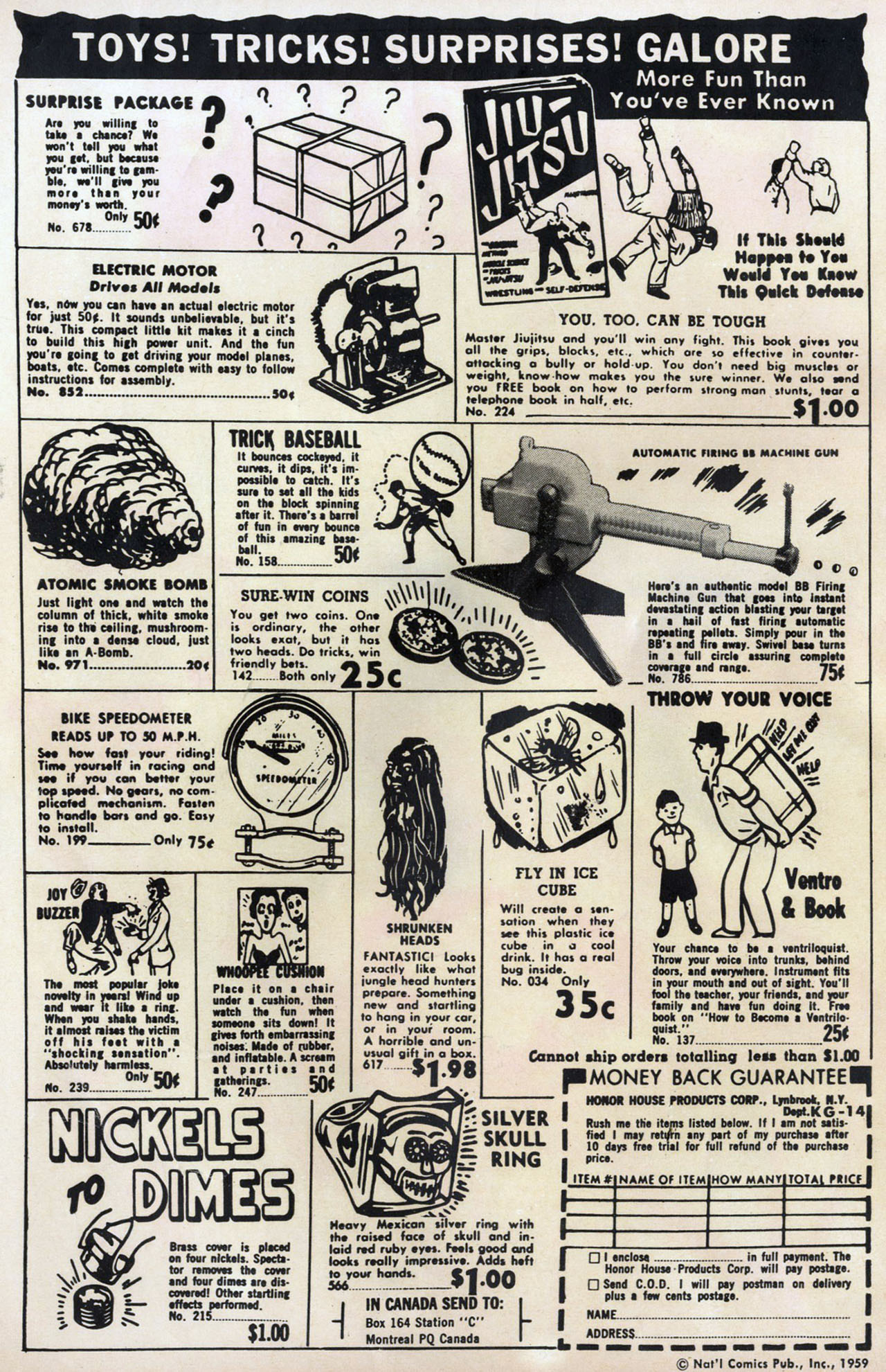 Detective Comics (1937) 266 Page 1