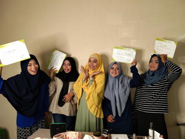 mini beauty class malang 1