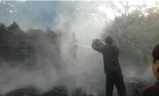 Procuraduría condena incendio que destruyó dos centros ceremoniales indígenas de la Sierra Nevada