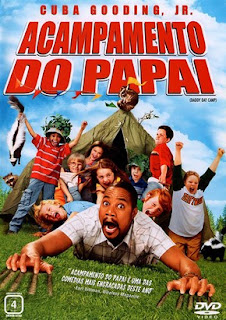 Acampamento do Papai – Dublado