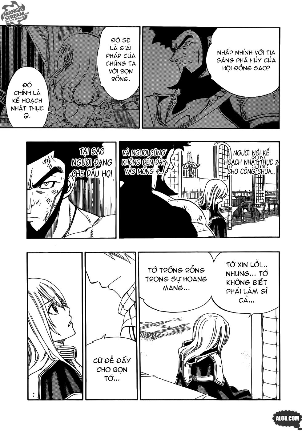 Fairy Tail chap 317 trang 13