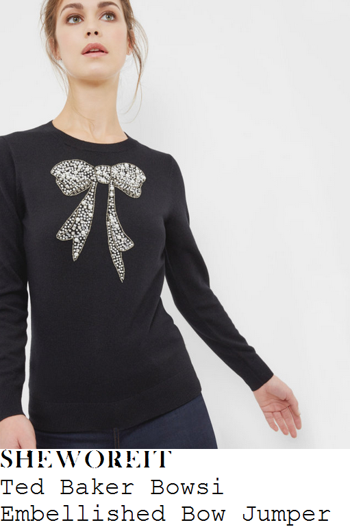 alex-jones-ted-baker-bowsi-black-and-irridescent-white-pearl-embellished-bow-motif-detail-long-sleeve-cashmere-wool-blend-jumper
