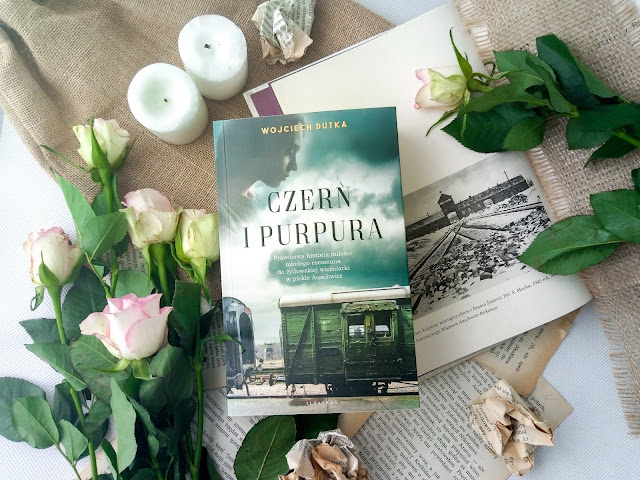 """""""Czerń i purpura"""" - Wojciech Dutka"""
