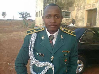 Army captain  killed  by  a soldier  and 4 others before killing himself in Borno