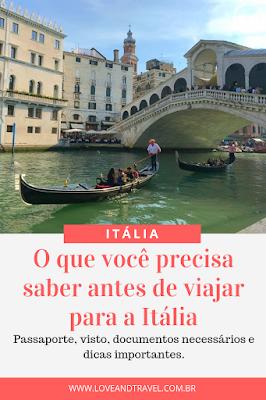 Pinterest - Tudo o que você precisa saber antes de viajar para a Itália