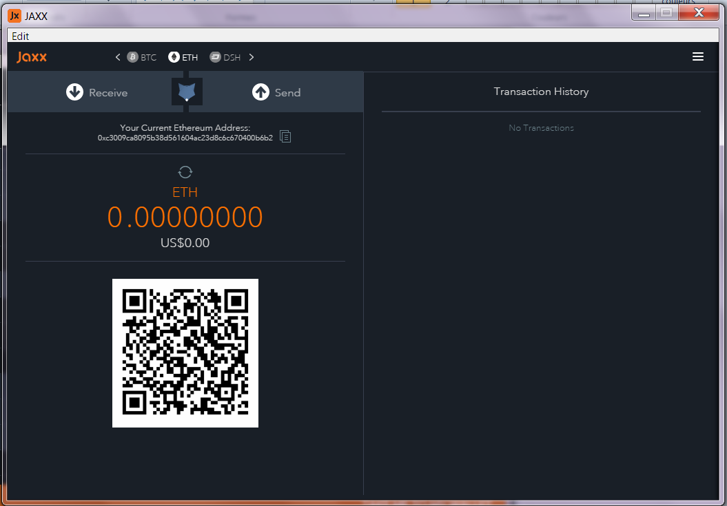 Bitcoin Cash R Code Generator How Long Does It Take Jaxx To Get My