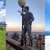 """[IMAGENS] ESC2018: Benjamin Ingrosso gravou """"postcard"""" na Covilhã"""