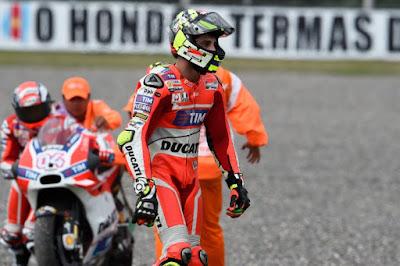 Akhirnya Iannone Dapat Pengganti Sementara di GP Jepang