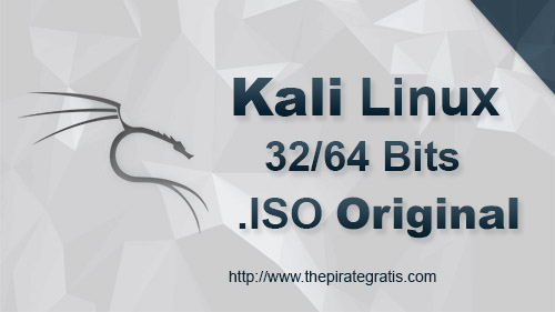 Kali Linux 2018.1 (32/64 Bits) ISO Original via Torrent