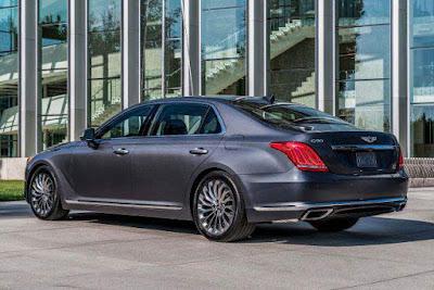 2018 Voiture neuve: 2018 Genesis G90 Voitures de luxe