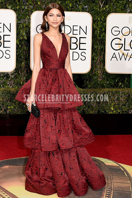 http://www.starcelebritydresses.com/zendaya-stuns-at-2016-golden-globes-in-plunging-oxblood-deep-red-prom-celebrity-red-carpet-gown-282.html