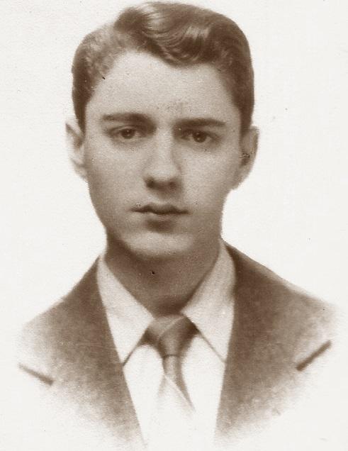 El joven y malogrado ajedrecista Antoni Puget i González