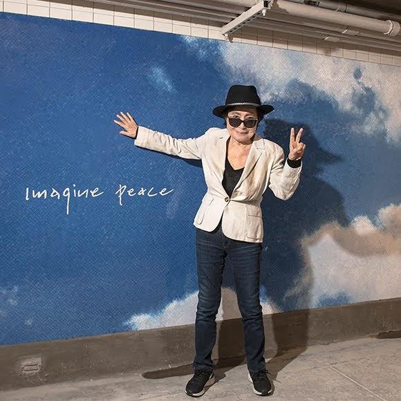 Le ciel bleu de Yoko Ono à la station de métro 72nd Street