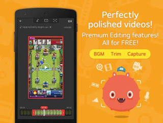 Aplikasi video terbaik android mobizen