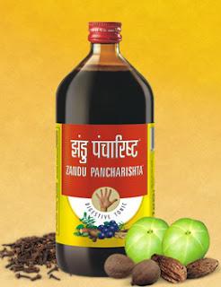 Zandu Pancharishta, Review, Zandu, Pancharishta
