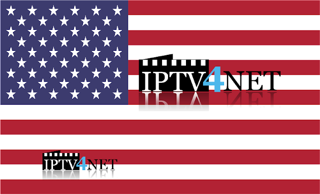 Download IPTV Usa M3u channels Playlist