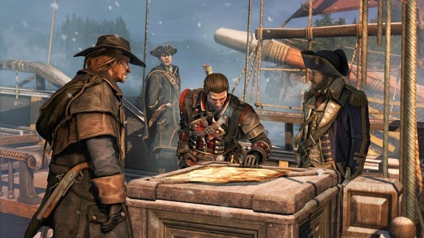 تحميل لعبة Assassins Creed Rogue