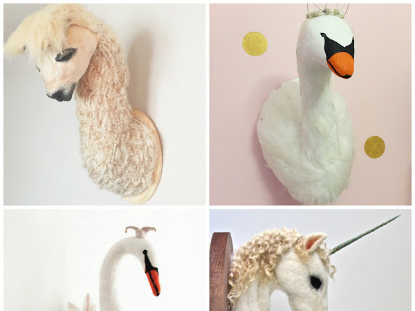 Craft Obsession: Fauxidermy