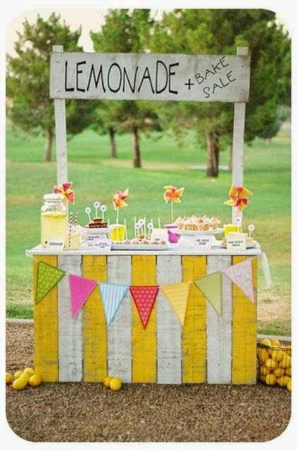 Kid Lemonade Stand