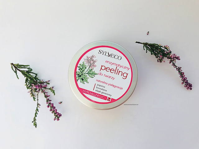 Peeling enzymatyczny Sylveco