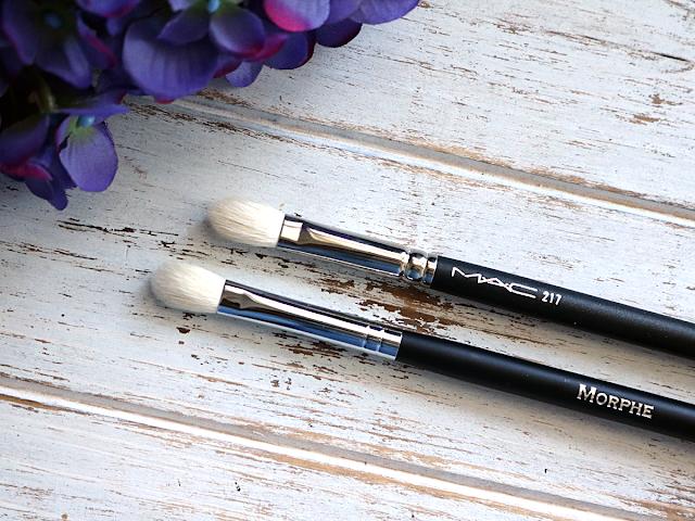 Morphe M433 - Pro Firm Blending Fluff Brush Review   Allure