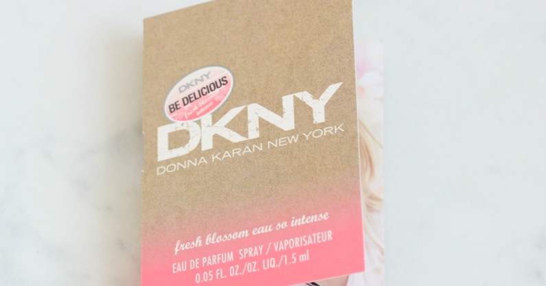 sample review dkny be delicious fresh blossom. Black Bedroom Furniture Sets. Home Design Ideas