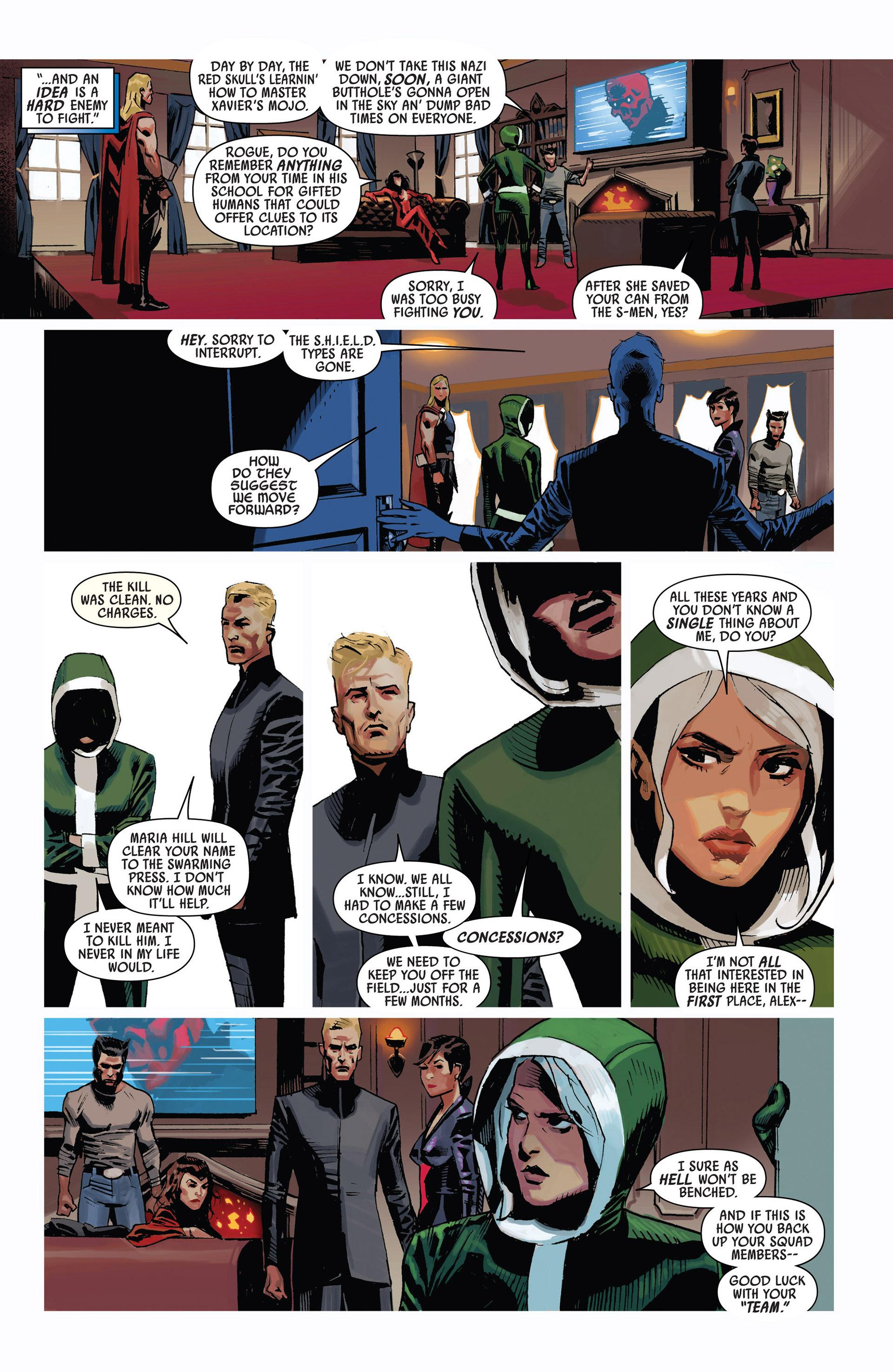 Read online Uncanny Avengers (2012) comic -  Issue #7 - 10