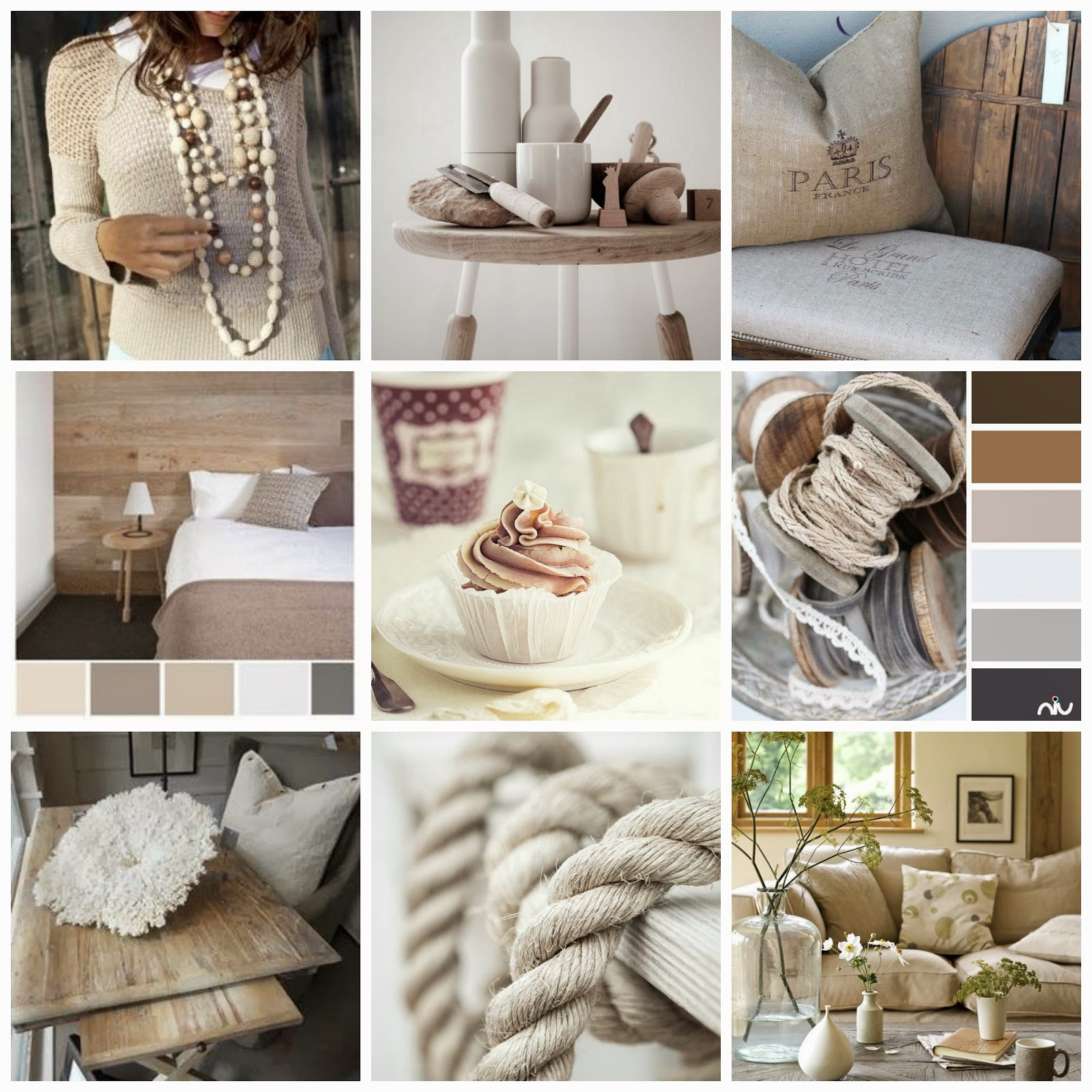Defined Designs Mood Board Neutrals