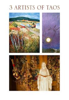 open-studio-art-event-3-artists-of-Taos