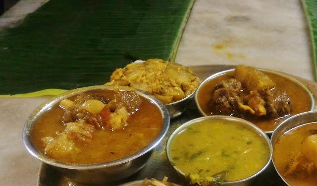 Hotel Tarun Niketan Mutton Dish