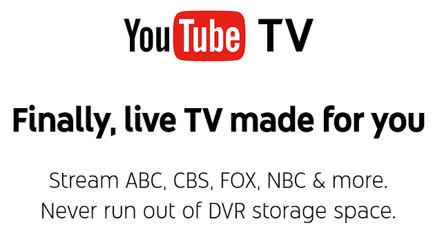 Youtube Tv Live tv stream services - Google PLans to take over the market