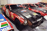 Datsun 240Z Rally Cars