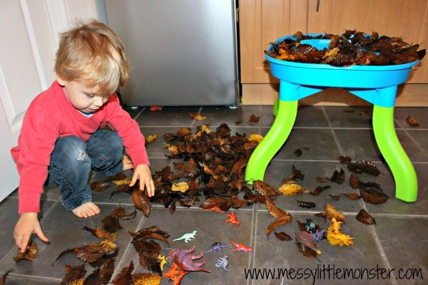 camouflage activity for toddlers and preschoolers