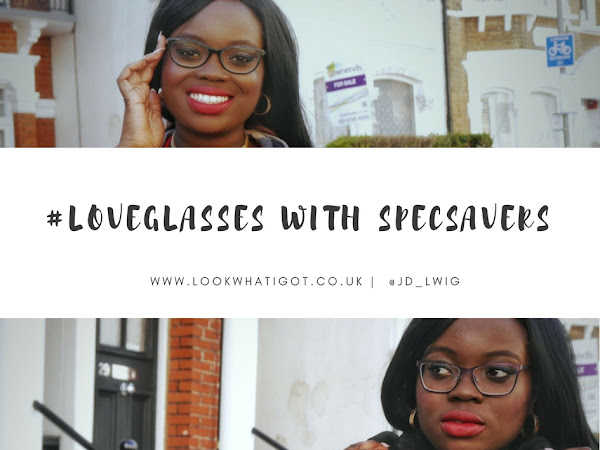 FASHION | #LOVEGLASSES WITH SPECSAVERS