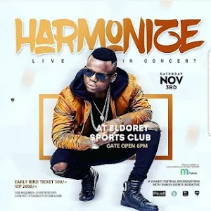 Download Audio | Harmonize - Mamy Yo