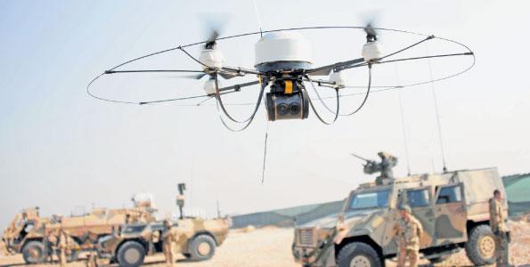In war Drone