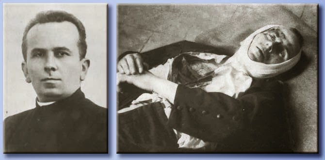 Popolare Traditio Catholica Romana: Sacerdoti uccisi dai partigiani comunisti DZ44