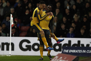 Boss Hails Striker After Maestro Performance in FA Cup Fourth Round