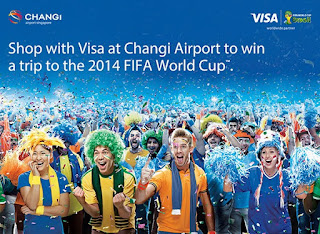 World cup event to introduce the brand