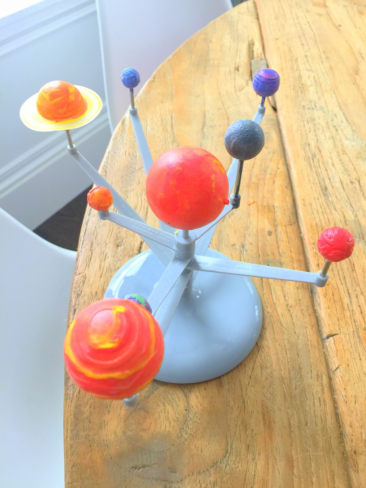Solar System Activities For Kids Montessori Science At